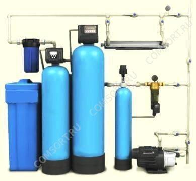 Фильтры и системы очистки воды из скважины